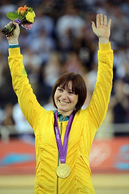 Anna Meares - Rio 2016